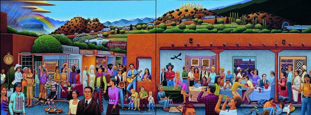 David Bradley Retrospective Captures Lasting Legacy of Contemporary Native Artist
