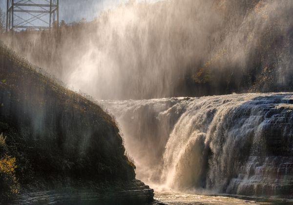 Letchworth Falls thumbnail