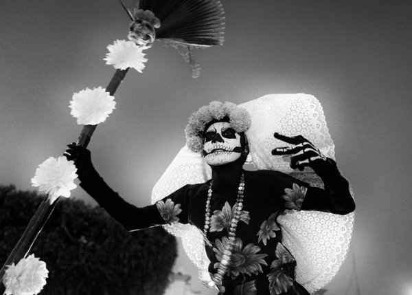 Day of the Dead in Oaxaca - Catrina thumbnail