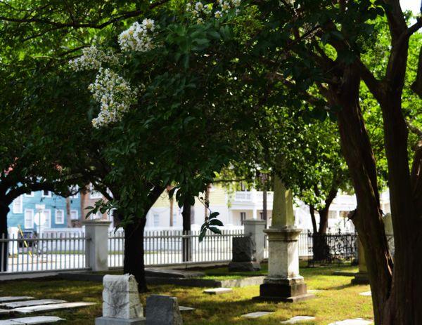 Charleston cemetary at Bethel UMC thumbnail