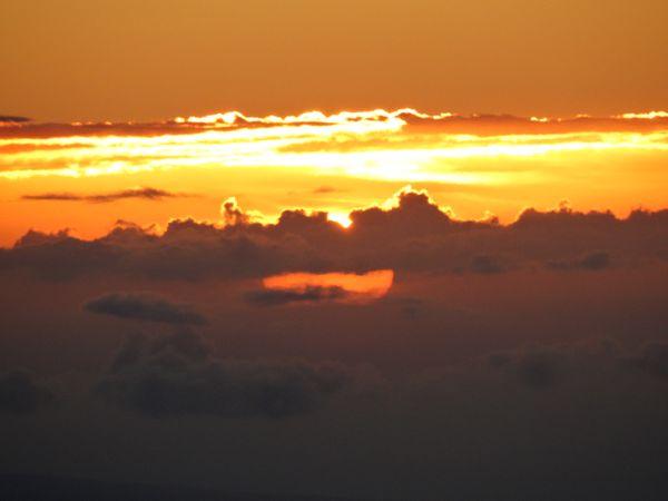 Sunset from the top of Haleakala thumbnail