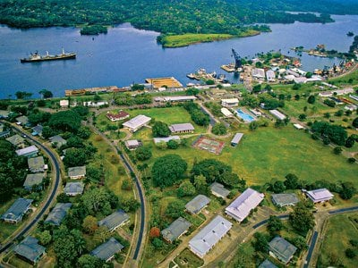 Each year, Smithsonian's Tropical Research Institute hosts 1,400 scientists from across the world at its Panama facilities.