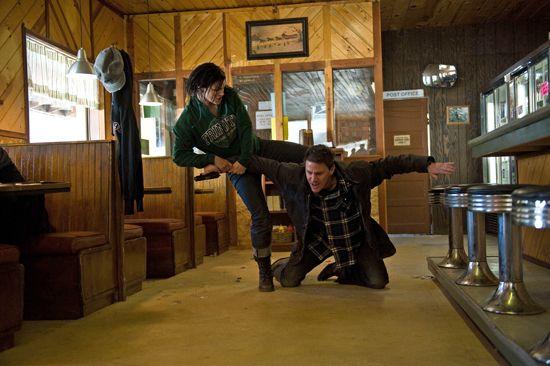 Gina Carano and Channing Tatum star in Relativity Media's HAYWIRE
