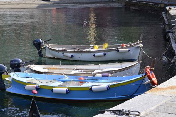 Fishing boat at a port thumbnail
