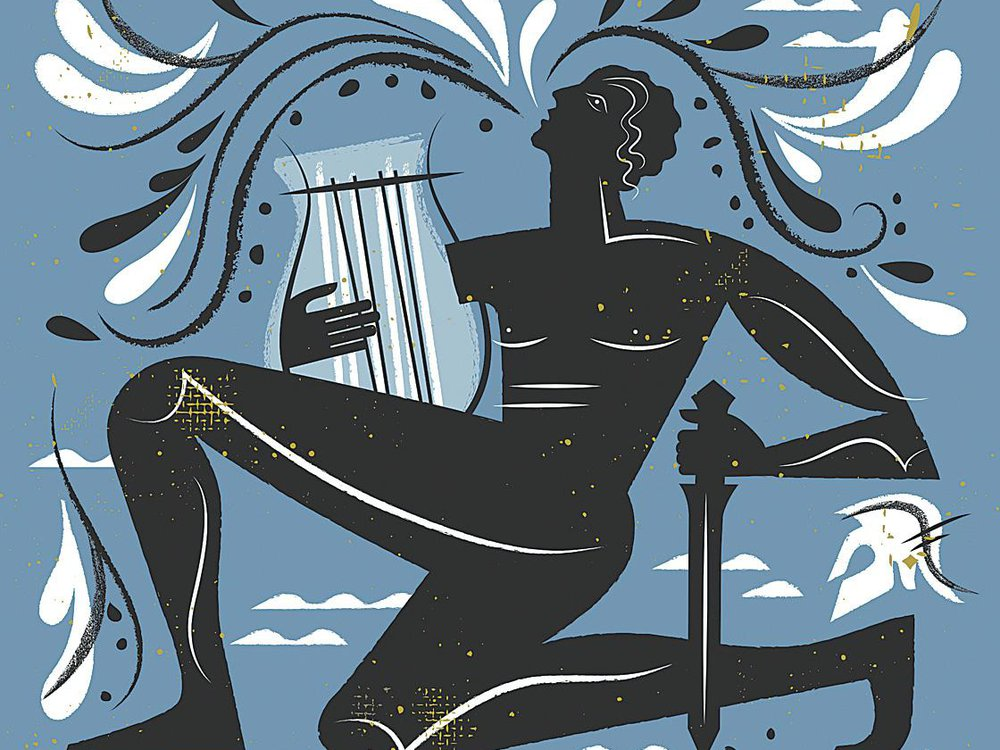 an illustration of a Spartan