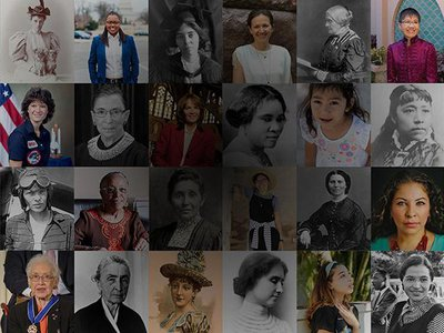 The ever-growing list of 1,000 Places Where Women Made History currently includes everything from homes where pioneering women once lived, buildings where specific events that involved them occurred, and where women-led accomplishments happened.