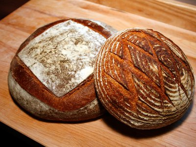 """Google searches for terms like """"sourdough,"""" """"bread recipe"""" and """"banana bread"""" skyrocketed in the middle of March."""