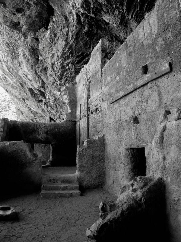 Lower Dwelling, Tonto National Monument thumbnail