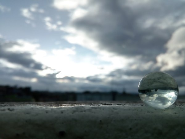 Clouds and Crystal ball thumbnail