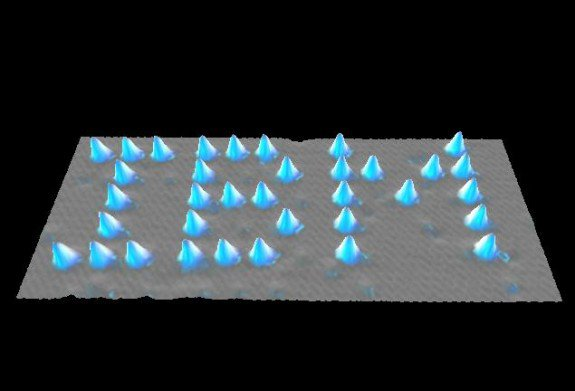 IBM Engineers Pushed Individual Atoms Around to Make This Amazing Stop-Motion Movie