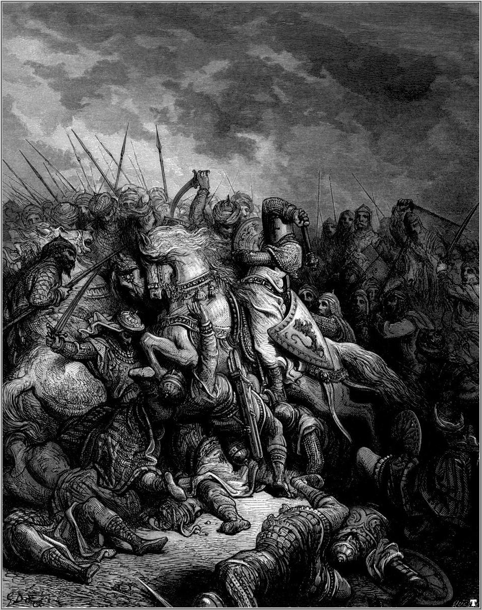 Study Identifies Site Where Crusader King Richard the Lionheart Defeated Saladin