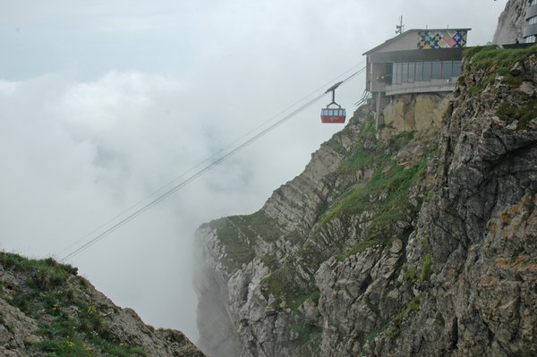cable car in Switerzland thumbnail