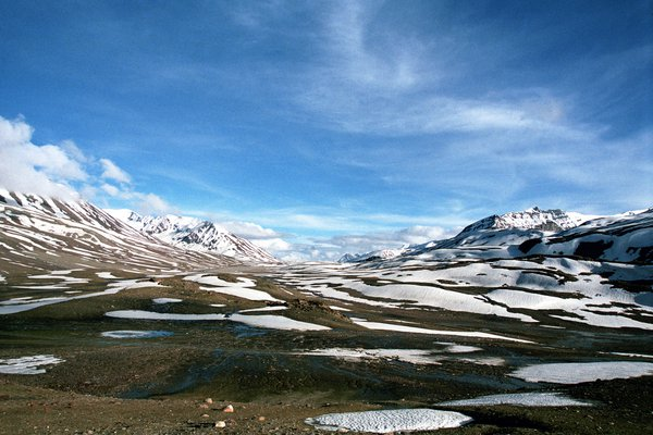 The view of the gleasser of Himalaya. thumbnail