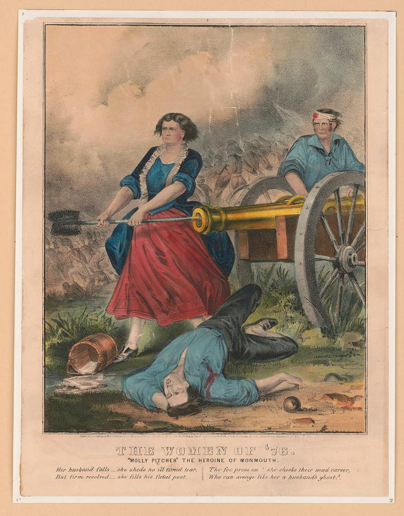 Molly Pitcher, the Most Famous American Hero Who Never Existed