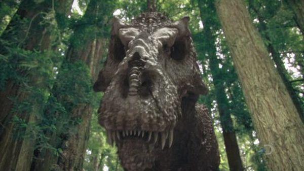 """Preview thumbnail for Sneak Peek of """"Dinosaur Revolution"""""""