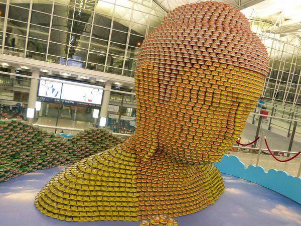 Buddha Image at Airport Lounge thumbnail