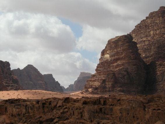 Shadows of the Wadi Rum thumbnail