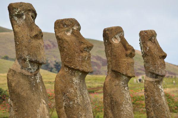 Moai at Ahu Akivi thumbnail