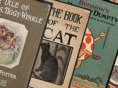 The Library of Congress has digitized rare children's books