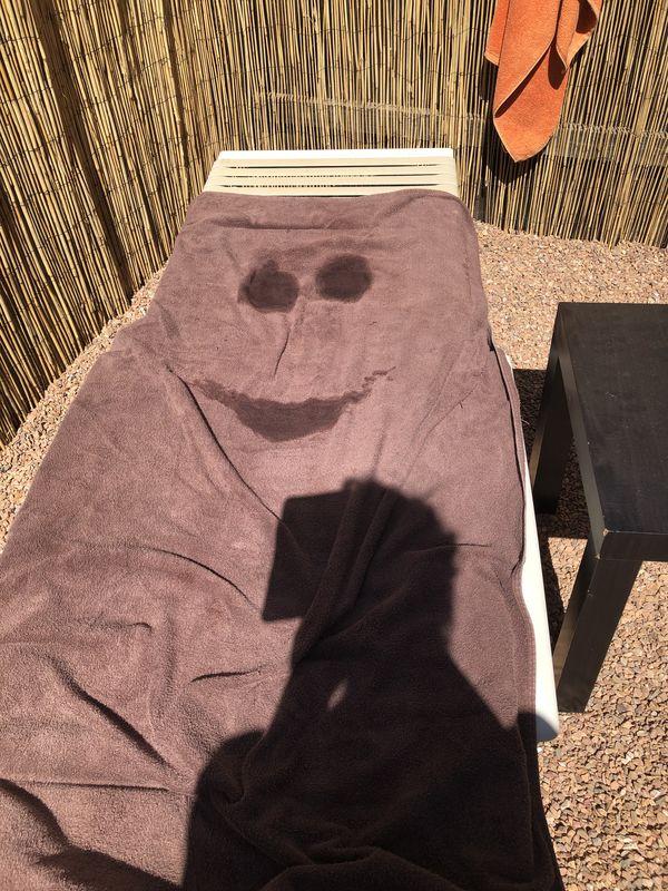 Sun bathing impression! thumbnail