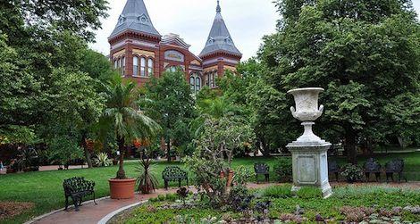 Smithsonian's annual Garden Fest
