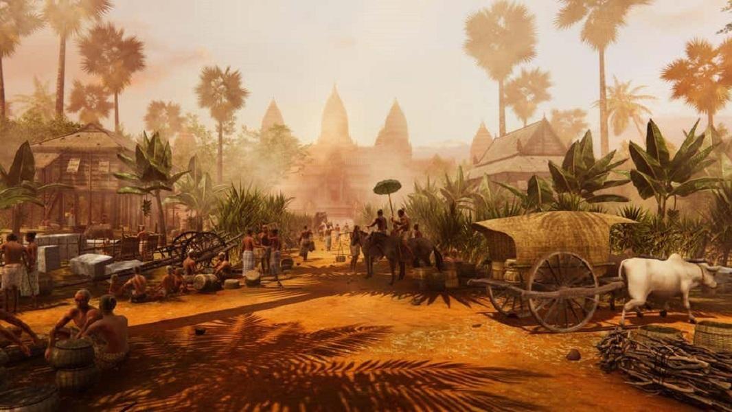 Thirteenth-Century Angkor Was Home to More People Than Modern Boston