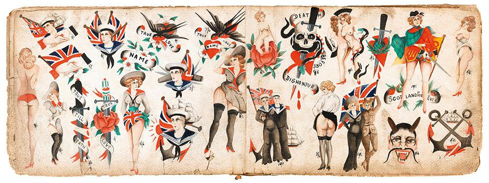 Explore 200 Years of Tattoo History With This New Book