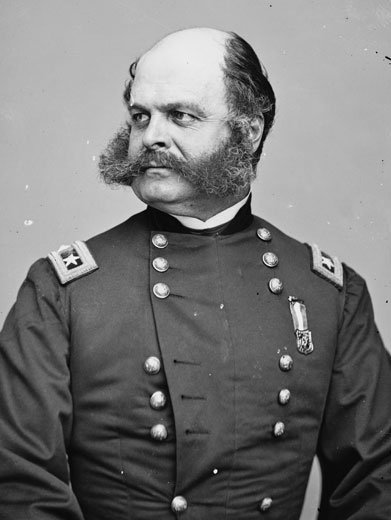 Maj. Gen. Ambrose Burnside