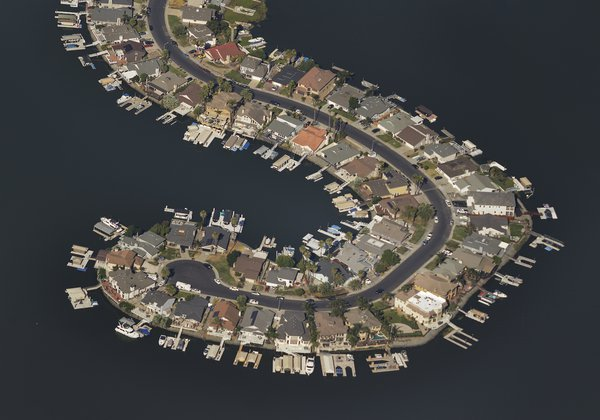 Discovery Bay - from above! thumbnail