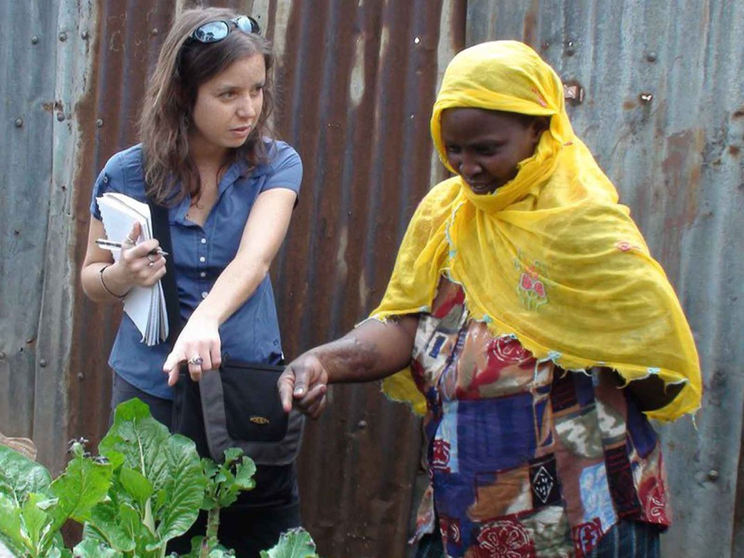 Meet the Award-Winning Activist Campaigning for Food Justice