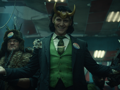 """Complicated adventures await Loki, the """"god of mischief,"""" played by Tom Hiddleston in the new Disney+ series produced by Marvel Studios."""