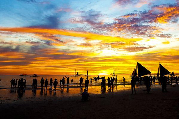 Boracay Sunset thumbnail