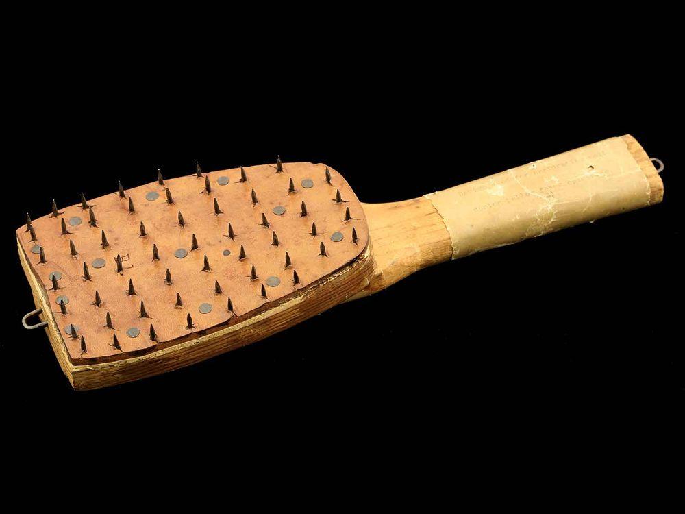 Perforating Paddle