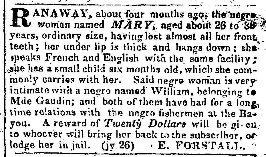 An Archive of Fugitive Slave Ads Sheds New Light on Lost Histories