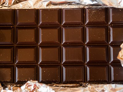 Chocolate was in North America as early as 900-1200 A.D.