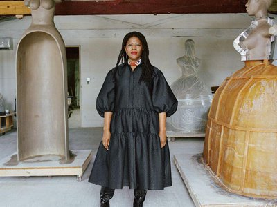 Simone Leigh, an American sculptor, will represent the United States at the 59th Venice Biennale in 2022.