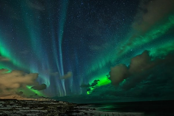 Aurora Borealis in Norway thumbnail