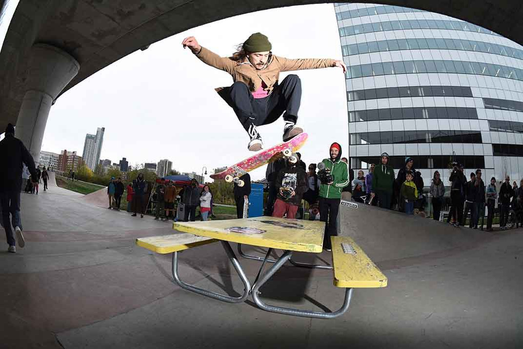 What Skateboarding Tells Us About Innovation