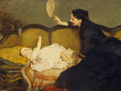 Before the 1840s, women had no choice but to deliver children without anesthetic.