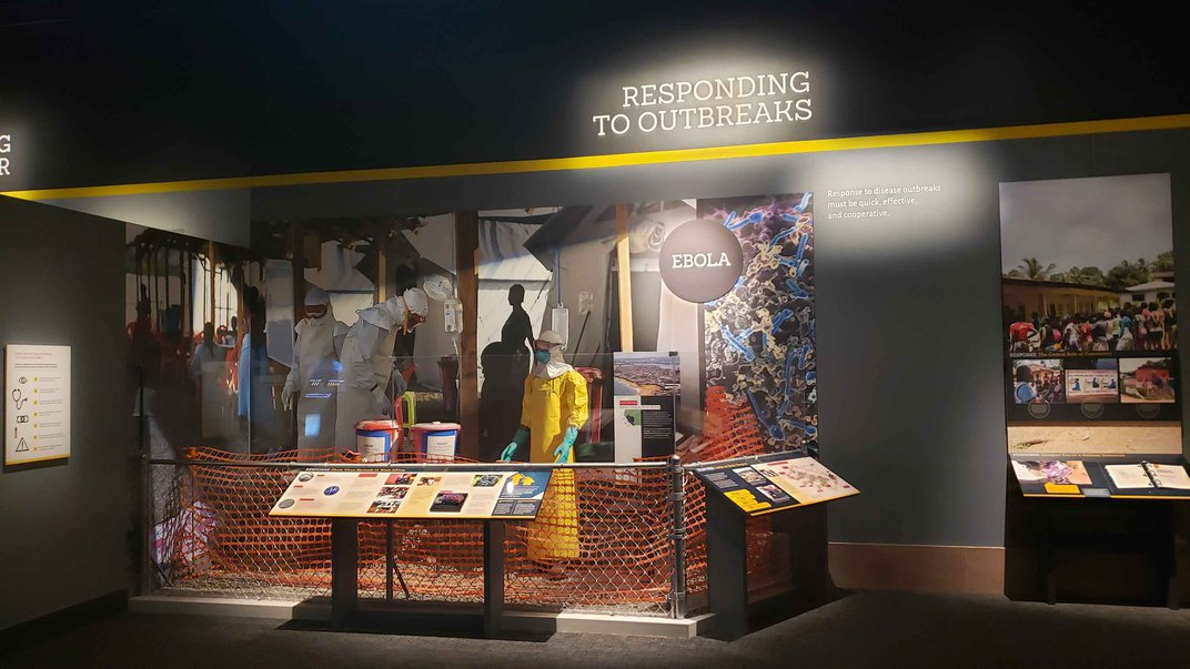 How Museums Can Help the Public Make Sense of Pandemics