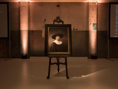 The Next Rembrandt 2