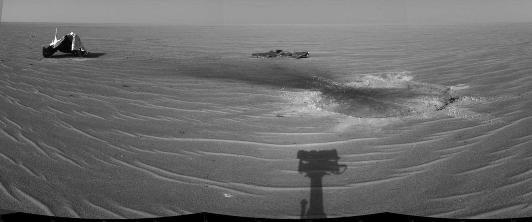 How NASA's Opportunity Rover Made Mars Part of Earth