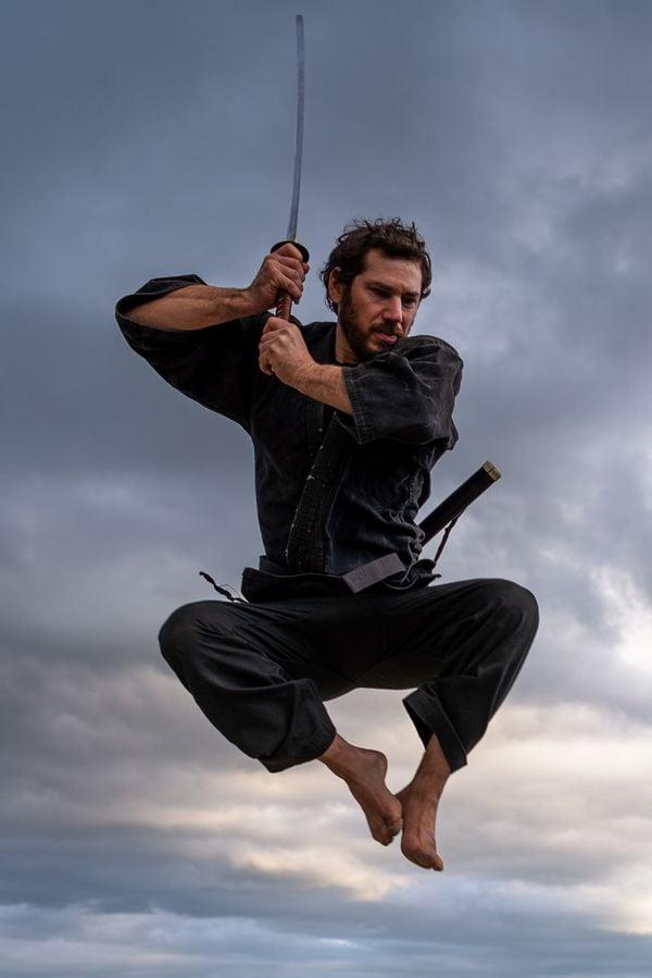 Israeli Ninja 2# thumbnail