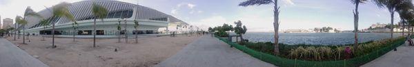 Sinusoidal panorama in Rio thumbnail