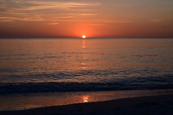 Naples Beach Sunset thumbnail