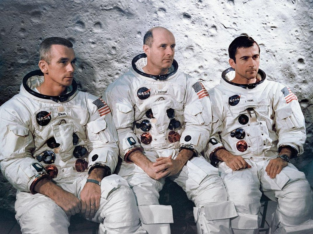 A Smithsonian Curator Reflects on Apollo 10, the Mission That Made Landing on the Moon Possible
