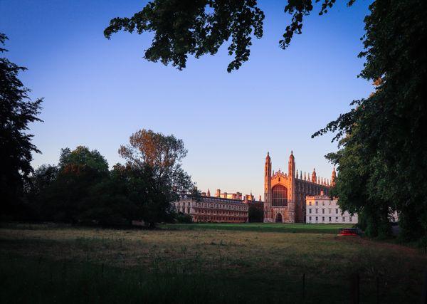 Evening Cambridge thumbnail