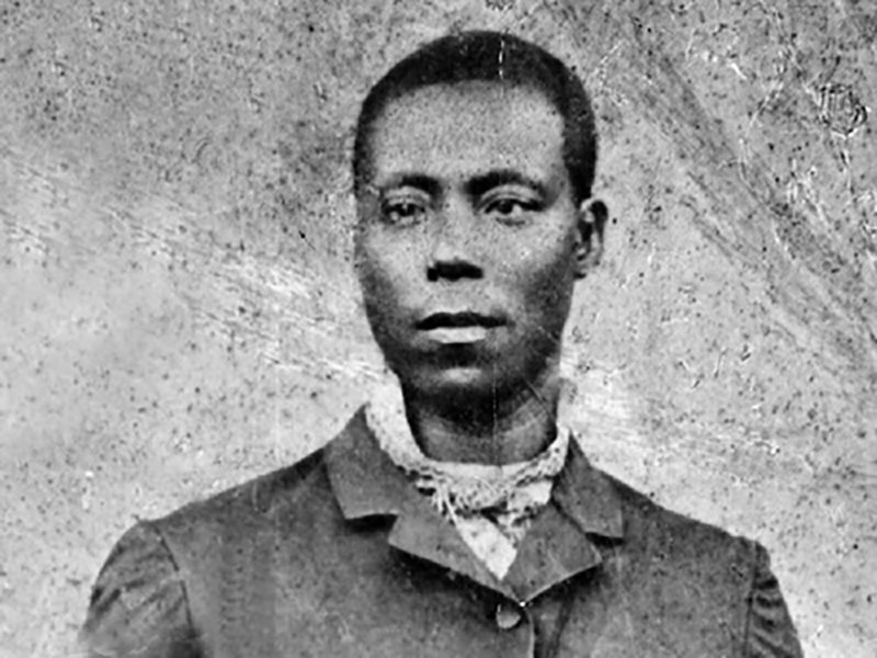 The First African-American to Hold a Patent Invented 'Dry Scouring'