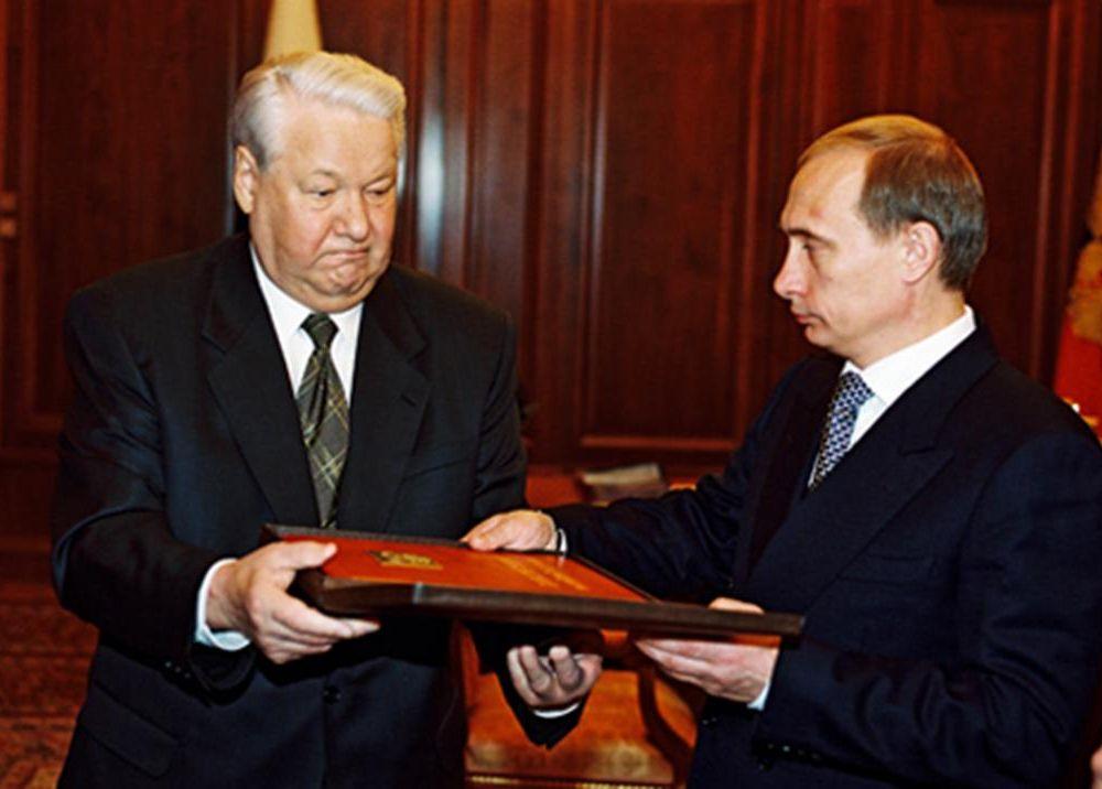 Yeltsin-Putin