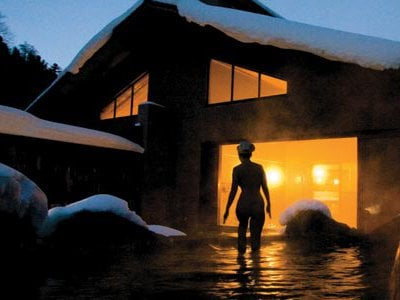 With their reputed healing powers, Japan's onsen, or volcanic hot springs, have attracted the weary since the days of the samurai